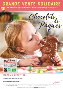 affiche chocolat avril 2020